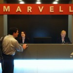 Marvell sales suite at CES