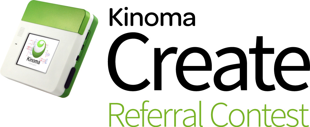 Kinoma-Create-Referral-Contest