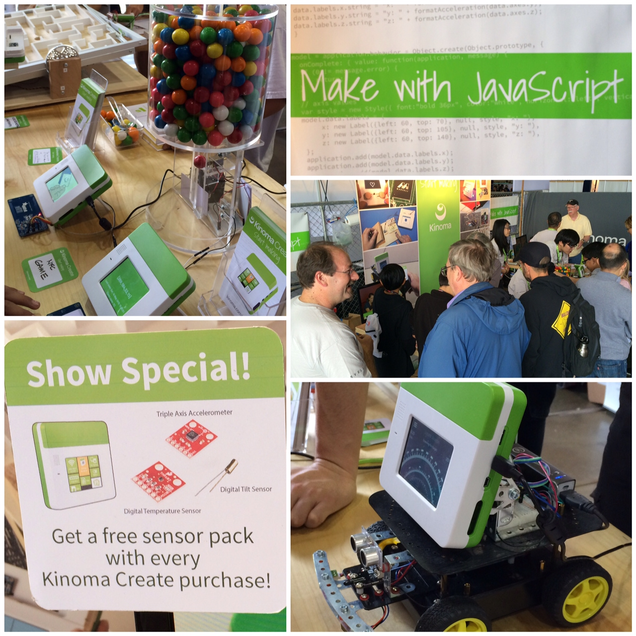 PicFrame_Maker Faire Bay Area 2015