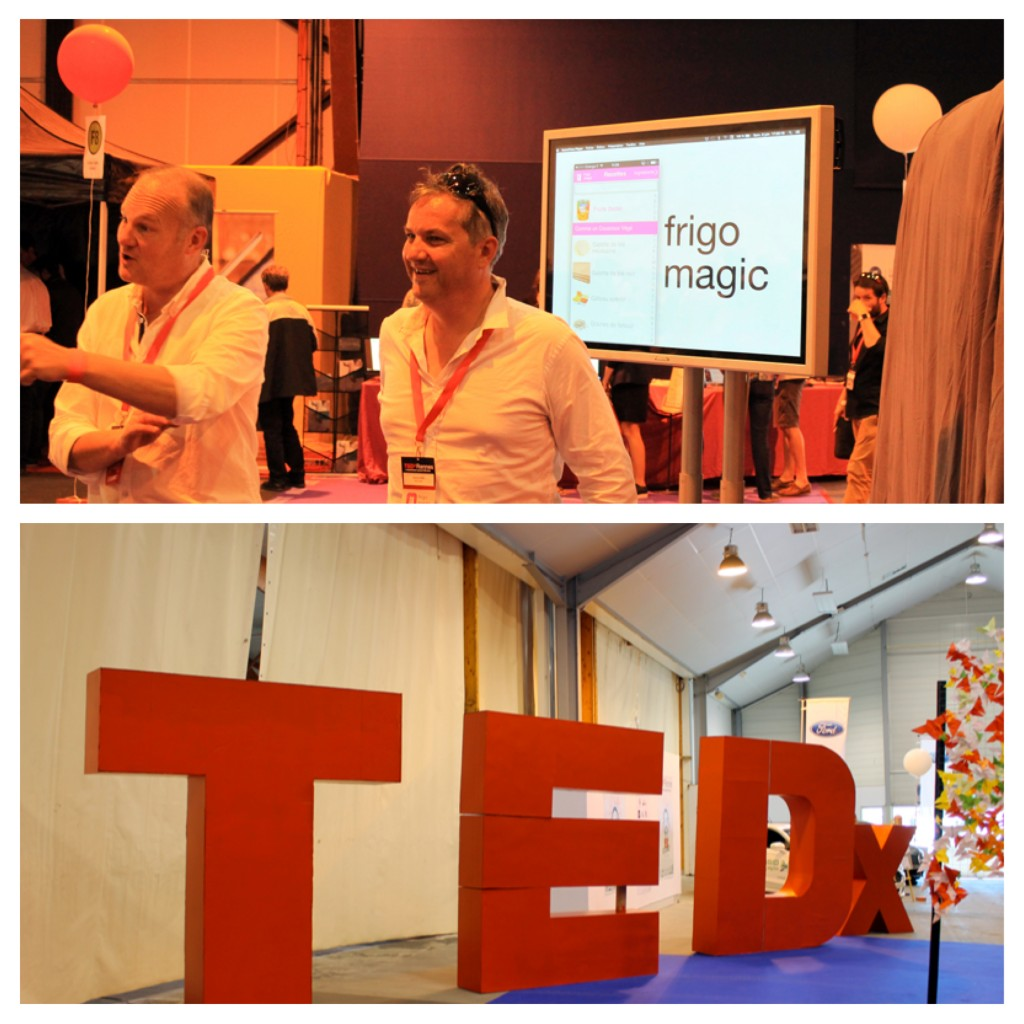 Frigo Magic at TEDx